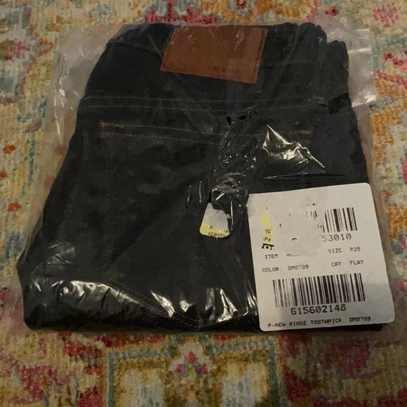 Brand new j crew jeans size 25p
